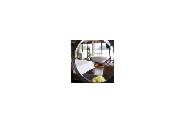 Executive Suite with Private Sun Terrace (double room)