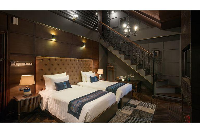 Aira Duplex Suite Terrace Room