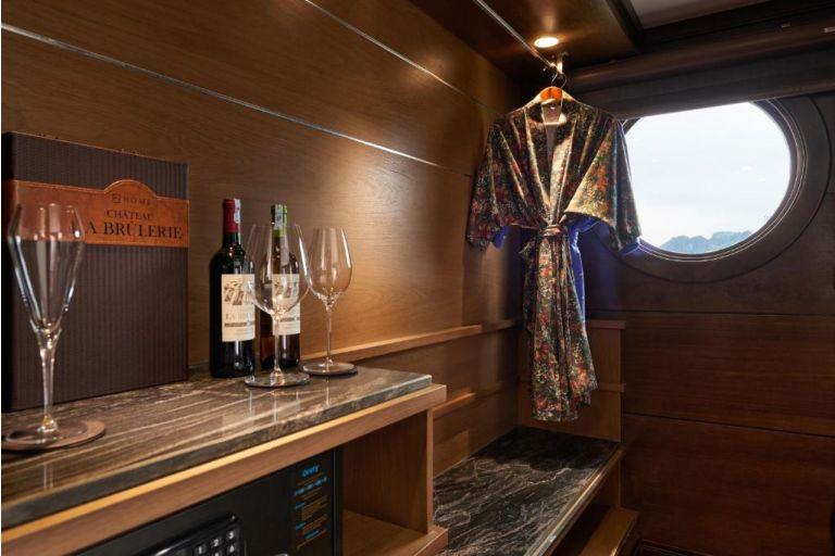 Executive Grand Balcony Double Or Twin Cabin