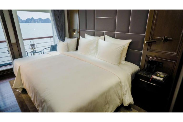 Grand Balcony Suite Double or Twin Cabin