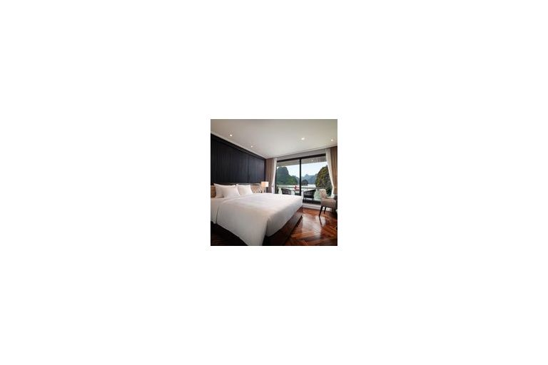 Senior Suite with Private Balcony (double room)
