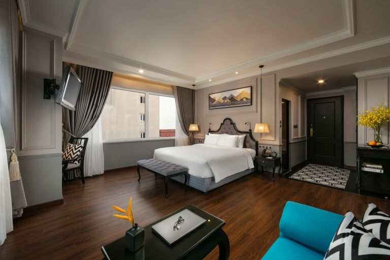 Imperial Double/Twin Suite Room