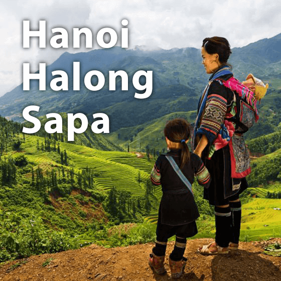 hanoi halong sapa packages tour